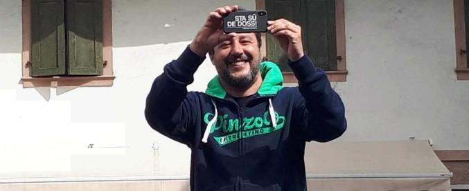 """Pinzolo, Salvini sta col sindaco indagato per peculato e bandi truccati: """"Esagerato il divieto di dimora per delle accuse così"""""""
