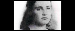 """Giulia Lombardi, incendiata a Milano la statua dedicata alla partigiana. Segre: """"Stiamo in guardia anche su piccole cose"""""""