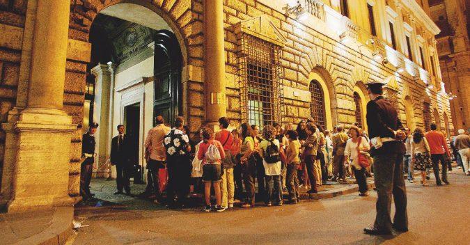 """""""I miei 5mila giorni da 'abusivo' a Palazzo Vidoni: ma non mollo"""""""