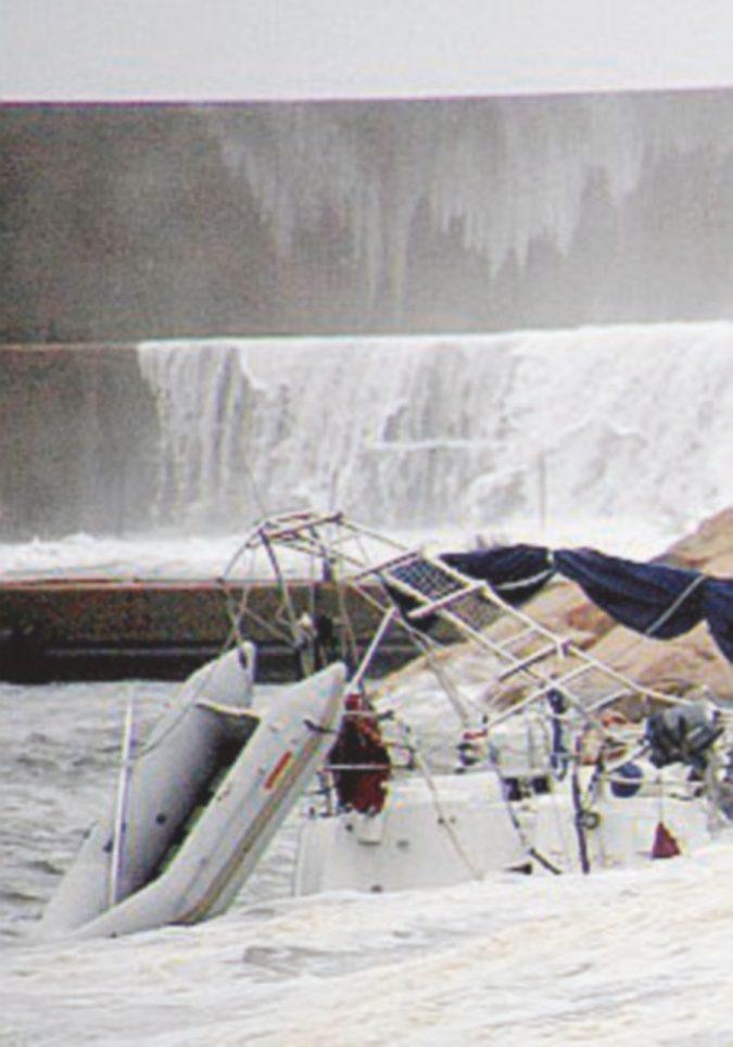 Sardegna, turista francese muore durante un naufragio