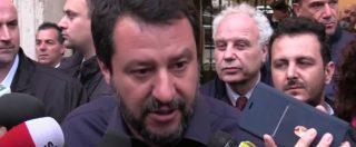 """Dl Crescita, Salvini: """"Salva-Roma non c'è, sarà in provvedimento ad hoc. Concordato con Di Maio? Non c'era"""""""