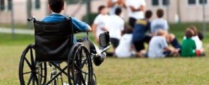 Disabili, la scuola non è ancora inclusiva. Ecco perché andremo a una 'festa speciale'