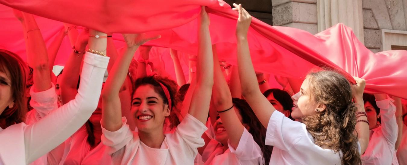 """3d15bfc2c6 Primo maggio, più donne al lavoro ma Italia penultima in Ue. """"Investire i"""