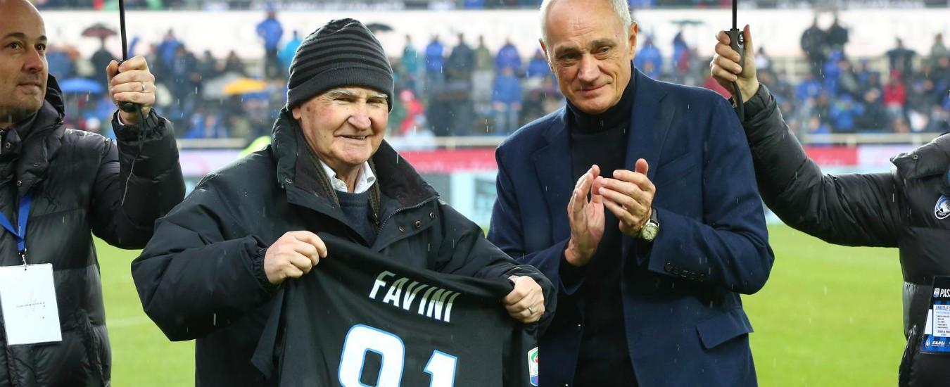 Mino Favini morto, era lo storico talent scout dell'Atalanta. Scoprì tra gli altri Zambrotta, Montolivo, Pazzini e Kessié