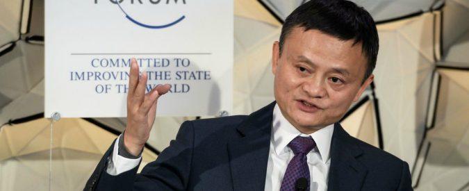 Financial Times:  cosa c'è dietro la scomparsa del miliardario cinese Jack Ma