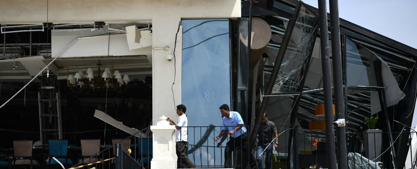 """Sri Lanka, 321 vittime: 40 arresti. Ministro: """"Attacchi risposta agli attentati in Nuova Zelanda"""". Premier """"Possibili nuovi attacchi"""""""