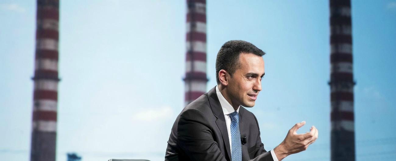 """Ex Ilva, l'annuncio di Luigi Di Maio in una Taranto blindata: """"Da agosto non ci sarà più l'immunità penale per i vertici"""""""