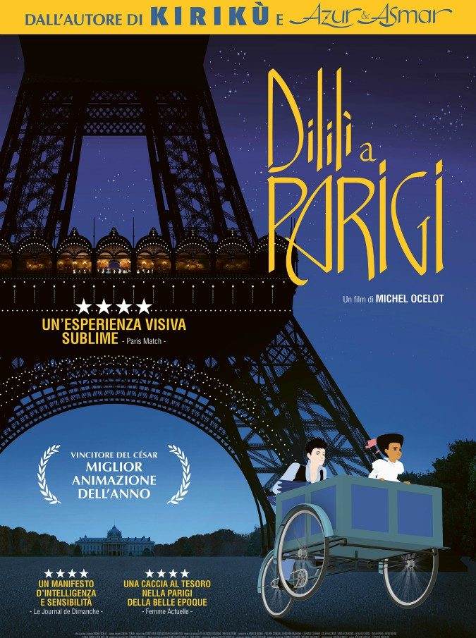 Film in uscita al cinema, da Un'altra vita a Dilili a Parigi: cosa ci è piaciuto e cosa no