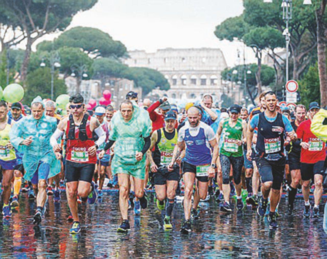 La Maratona di Roma a Infront. Ma rischia l'esclusione per vecchi debiti di un partner