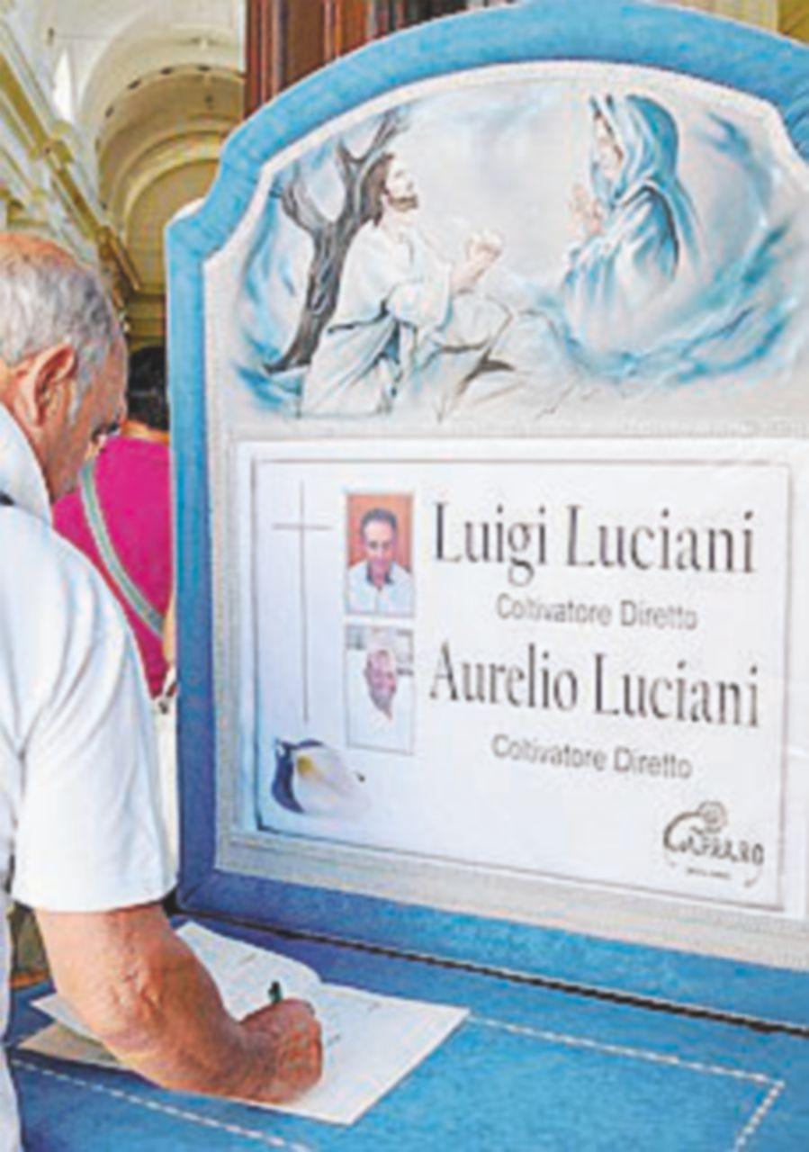 San Marco in Lamis, Libera apre presidio grazie alle vedove