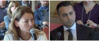 """Ilva, la mamma commossa a Di Maio: """"Tre mesi fa è morto mio figlio. Vuole sulla coscienza i decessi futuri?"""""""