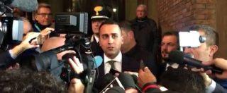 """Ex Ilva, Di Maio a Taranto: """"Abbiamo abolito immunità penale per i vertici. Vittoria dei cittadini"""""""