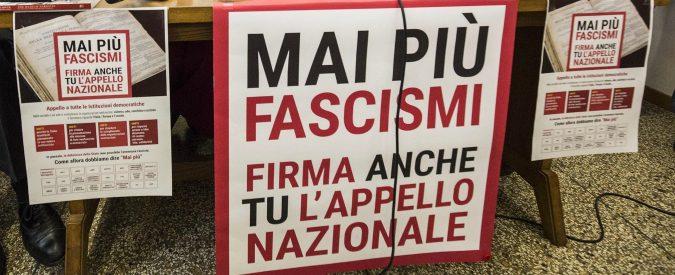 25 aprile, il termine fascismo è come una parolaccia: più lo si usa e più lo si svuota. Ed è un problema