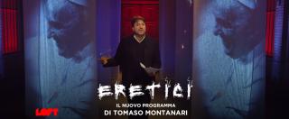 """Eretici, Tomaso Montanari racconta Papa Francesco: """"È l'unica voce contro precariato e dittatura del denaro"""""""