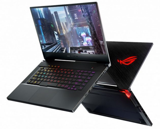 Asus rinnova i notebook gaming con CPU potenti e schermi fin