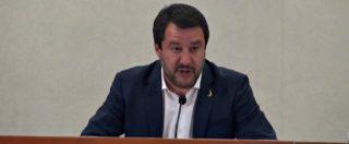 """Salva Roma, Salvini: """"Il 4 aprile Lega era favorevole? Cambiato idea, i Comuni mi hanno chiesto: perché a noi no?"""""""