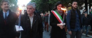 """25 aprile a Torino: """"Derby? Salvini non conosce la storia"""". Il partigiano centenario Segre: """"Non celebrare è qualunquista"""""""