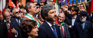 2 giugno, Fico: 'Festa anche dei migranti'. Salvini: 'Manca di rispetto a chi dà anima per la patria'. Di Maio si smarca