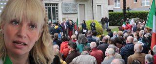 """25 aprile, la sindaca di Lentate sul Seveso abolisce la festa: """"La sinistra se n'è appropriata"""". Ma gli abitanti scendono in piazza"""