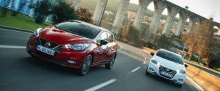 Nissan Micra GPL, la prova de Il Fatto.it - Mille chilometri a tutto gas - FOTO
