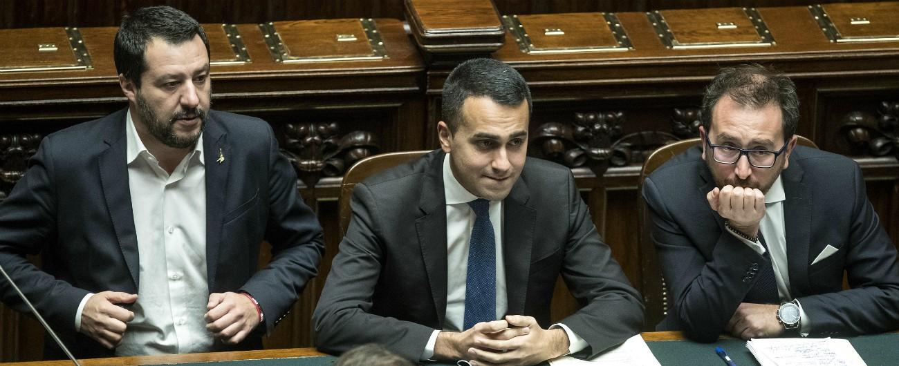 """Siri, Bonafede: """"Mi sembra di tornare ai tempi di Berlusconi"""". Di Maio: """"Il governo va avanti, ma lui deve andare a casa"""""""