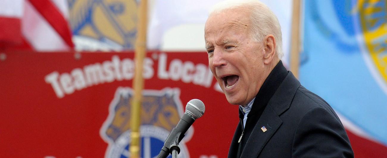 Presidenziali Usa, Joe Biden scende in campo per il 2020. E' la sua terza volta