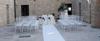 Bonus nozze, la proposta della Lega che prevede fino a 4mila euro di detrazioni. Solo per chi sceglie il rito religioso