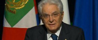 """25 aprile, Mattarella: """"Memoria dovere morale e civile. C'è ancora bisogno di uomini liberi contro violenza e fanatismi"""""""