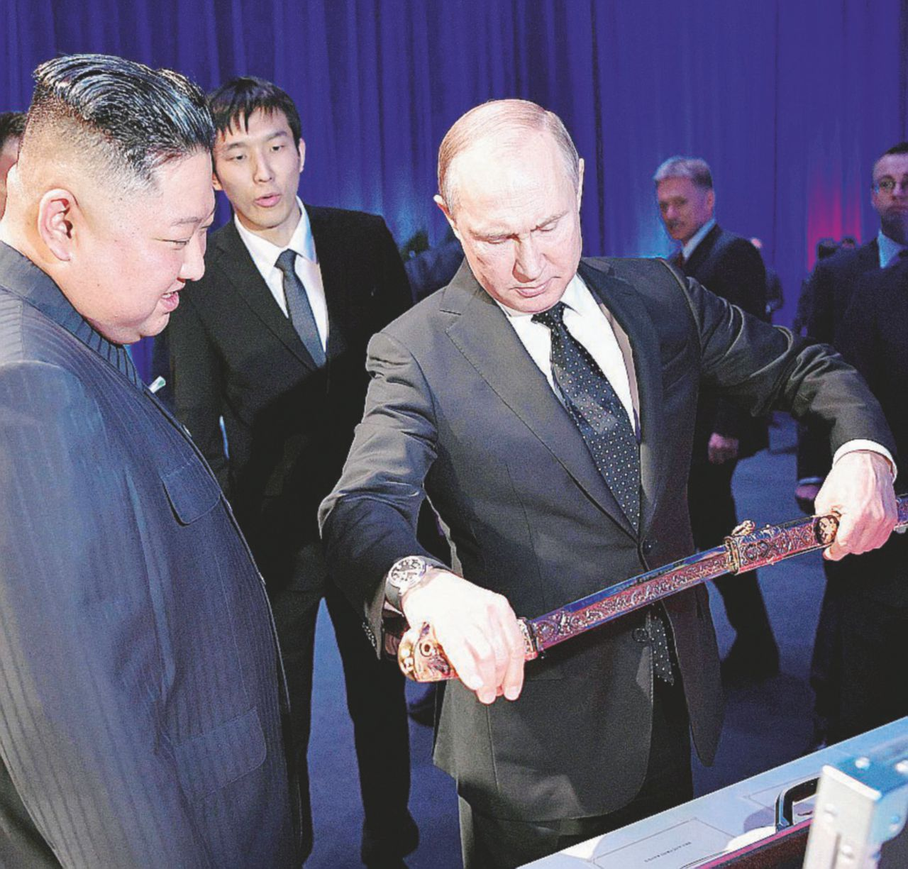"""Disarmo, Putin fa l'arbitro: """"A Kim servono garanzie"""""""