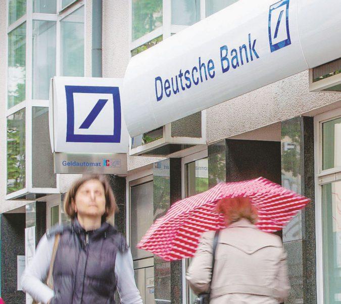 Banche, è saltata la fusione fra le due tedesche malate