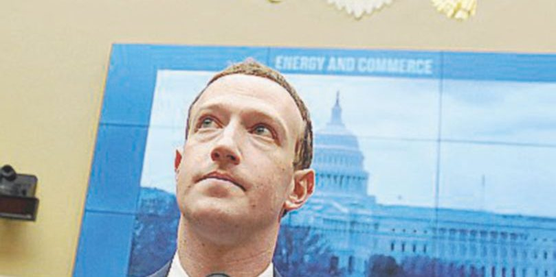 """L'harakiri di Facebook: """"si multa"""" per 3 miliardi"""