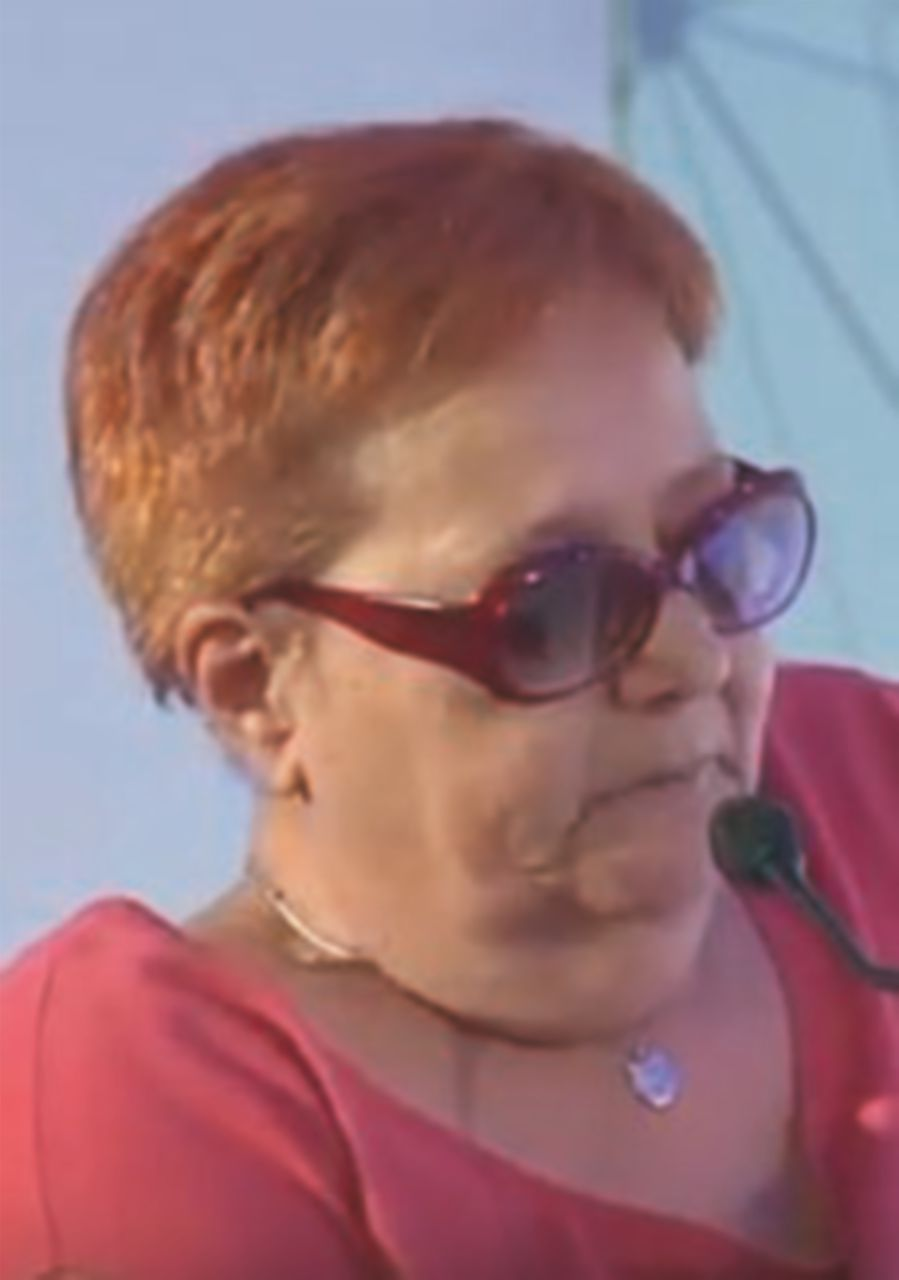 """Addio Pina Cocci, la militante dem di """"nun me chiamate"""""""