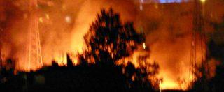 Incendio discarica Roma, nella Capitale oltre 100 sono abusive: al Collatino da mesi si aspettava una bonifica
