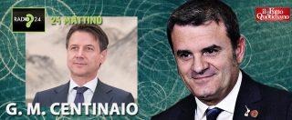"""Siri, Centinaio (Lega): """"Se Conte lo rimuove senza accordo salta contratto. Siamo alleati fedeli ma non stupidi"""""""