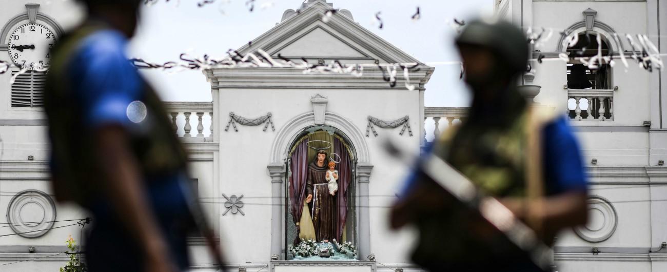 """Sri Lanka, governo rivede al ribasso il numero delle vittime degli attentati di Pasqua: """"Sono circa 253 e non 359"""""""