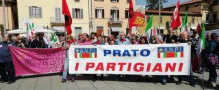 Prato, questore e prefetta denunciano i militanti Anpi che li hanno fischiati il 25 aprile e avvertono Salvini: 'Identificati'