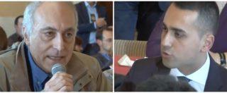"""Ilva, il video del professore che contesta Di Maio diventa virale. M5s: """"Tagliato ad arte, ecco la sua risposta"""""""