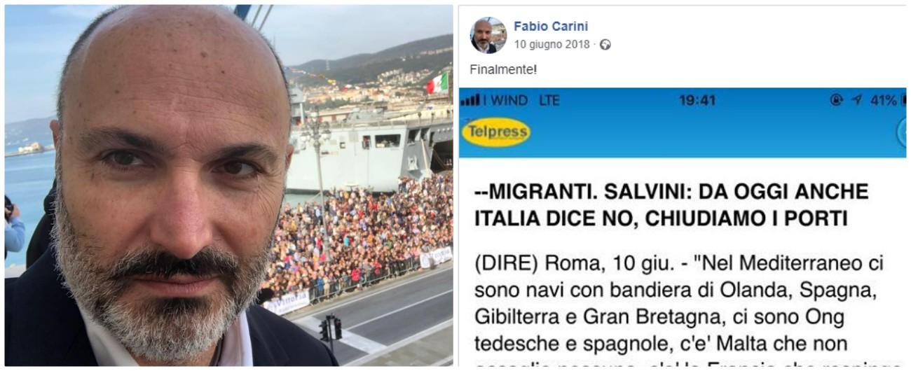 """Maratona Trieste vietata ad atleti africani L'organizzatore della corsa lodava Salvini per la chiusura dei porti: """"Finalmente!"""""""