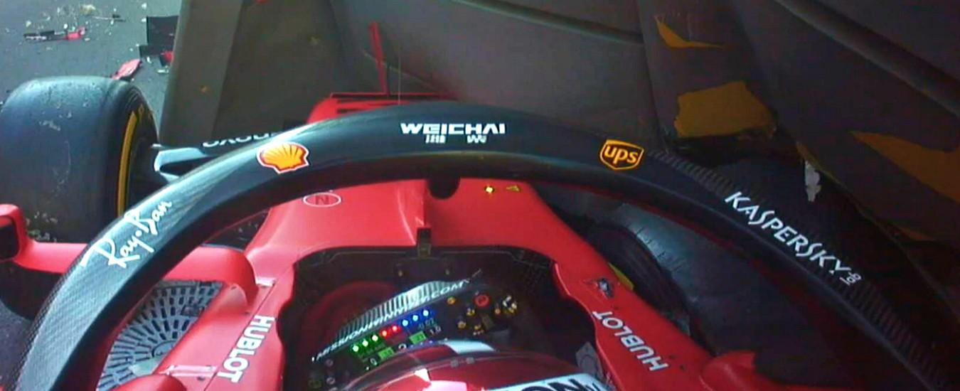 Formula 1, Gp Baku: Bottas in pole, poi Hamilton. Altro disastro Ferrari: Vettel terzo, Leclerc finisce contro il muro
