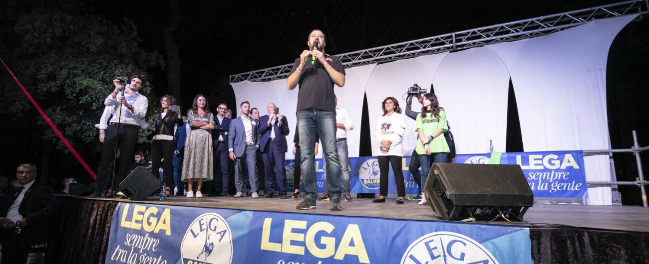 """Latina, Morra: """"Salvini in commissione Antimafia"""". Sul tavolo i presunti legami tra la Lega e il clan rom Di Silvio"""