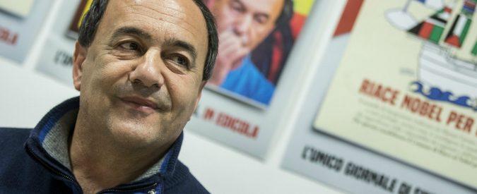 Mimmo Lucano sceglie ancora Riace e dà una lezione all'intero mondo politico
