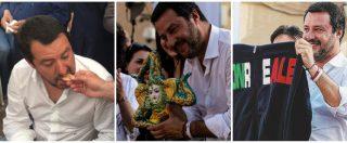 """Lega, cambiacasacca e riciclati: i giochi di prestigio di Salvini per """"padanizzare"""" la Sicilia e far dimenticare i vecchi insulti"""