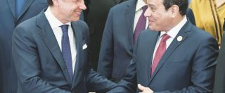 """Conte ad al Sisi: """"Senza verità su Regeni non avremo pace"""""""