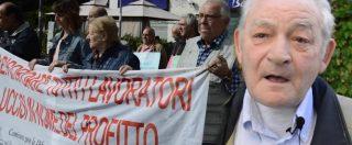 """Sesto San Giovanni, parlano gli ex operai malati per l'amianto: """"Sono un sopravvissuto, mi hanno rubato la vita"""""""