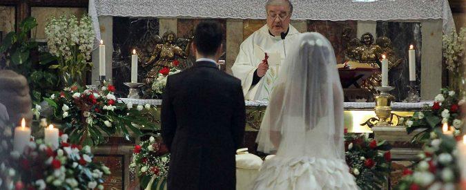 Bonus nozze per chi si sposa in chiesa: dov'è finita la laicità dello Stato?