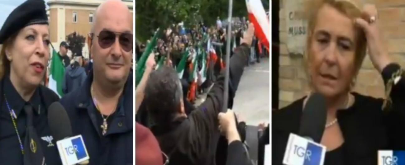 TgR Emilia-Romagna manda in onda un servizio su commemorazione di Mussolini 'senza filtri'. L'ad Salini chiede chiarimenti