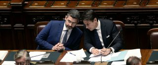 """Taglio parlamentari, la riforma al secondo passaggio in Aula. Il Pd si oppone (ancora). Fraccaro: """"Presto sarà realtà"""""""