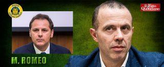 """Siri, Romeo (Lega): """"Persona perbene. Fu proposto da M5s come ministro al posto di Savona. Lo disse anche Di Battista"""""""