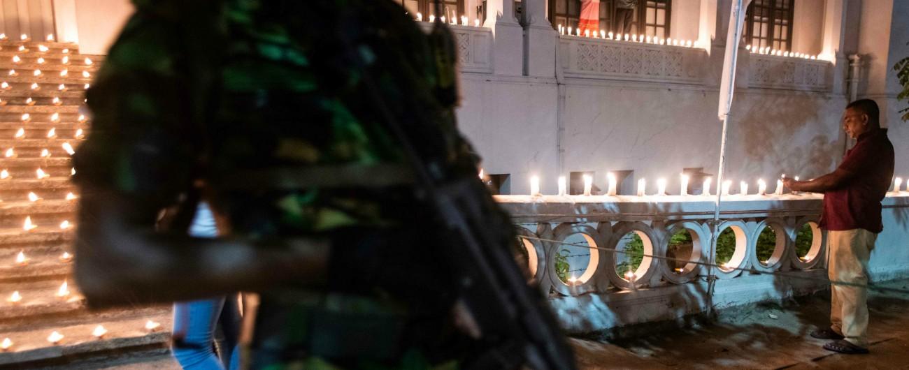 """Sri Lanka vieta indumenti che coprono viso: """"Impediscono identificazione"""". Paura per attacchi con uniformi militari"""