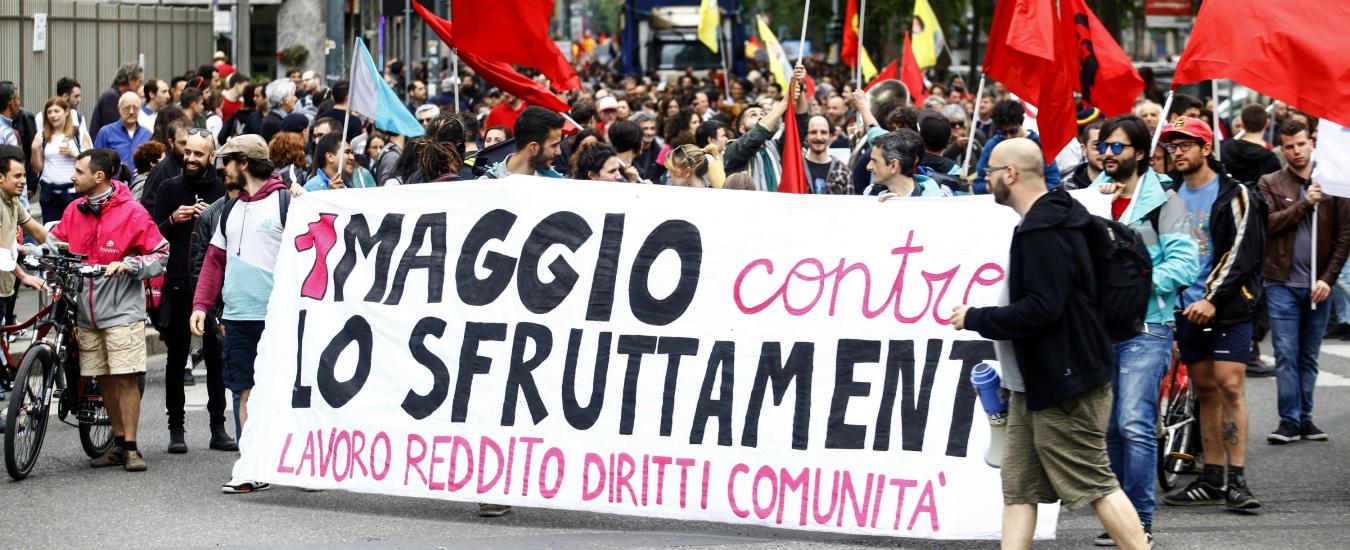 Primo maggio, festeggiarlo in Italia è una contraddizione. E c'è una sola via d'uscita